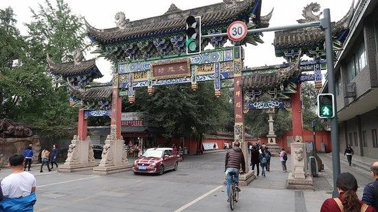 Exploring Wenshu monastery Picture of Bike Chengdu Chengdu