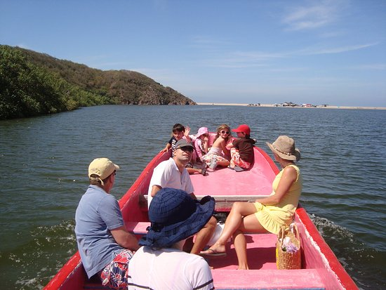 Quemaro, Mexiko: River Ride