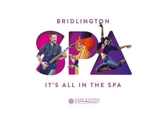 ‪Bridlington Spa‬