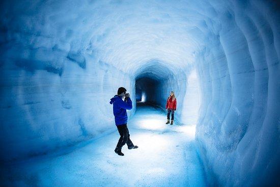 走入冰川之旅