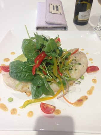 Joondalup City Hotel : Lovely fresh and light fish dish