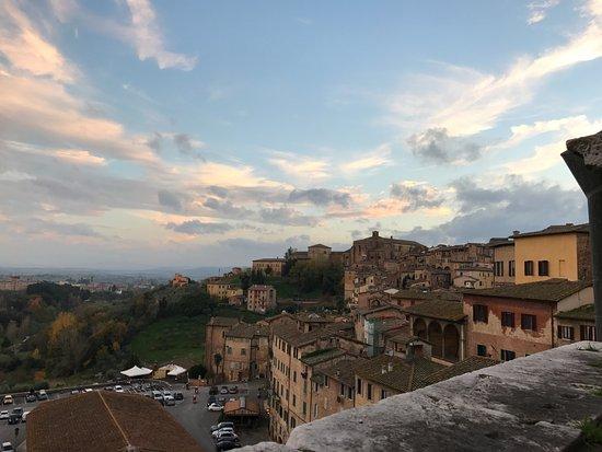 Palazzo Pubblico and Museo Civico: 内部だけでなくこんな景色も。