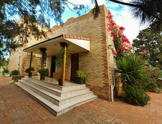 Colchester, Sudáfrica: Sundune Guest House - Entrance