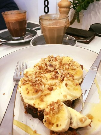 Artarmon, Australien: Awesome banana bread!