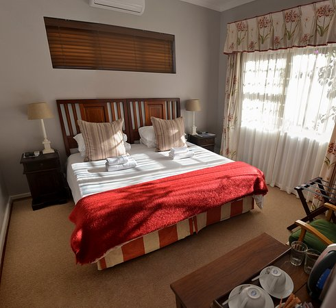 Colchester, Sudáfrica: Sundune Guest House - KIng Fisher Room