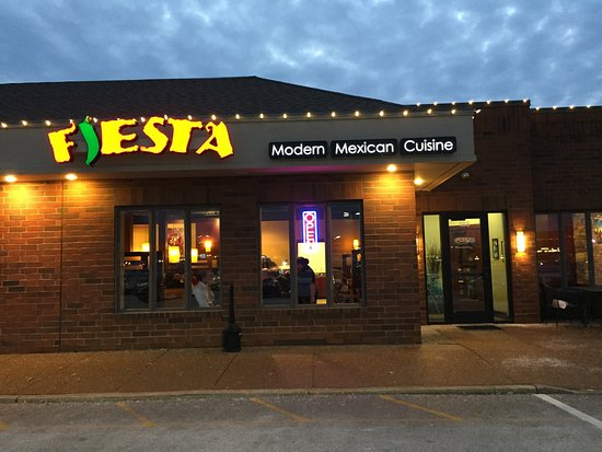 Mexican Food Chesterfield Missouri
