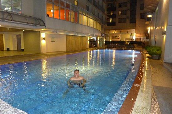Open Pool A Venue Hotel Picture Of The A Venue Hotel Makati
