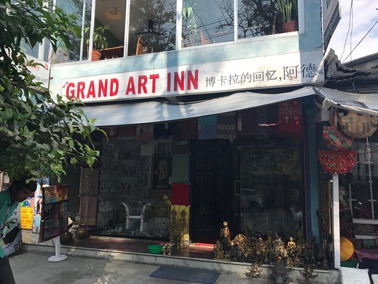 New Grand Art Inn Pashmina Store