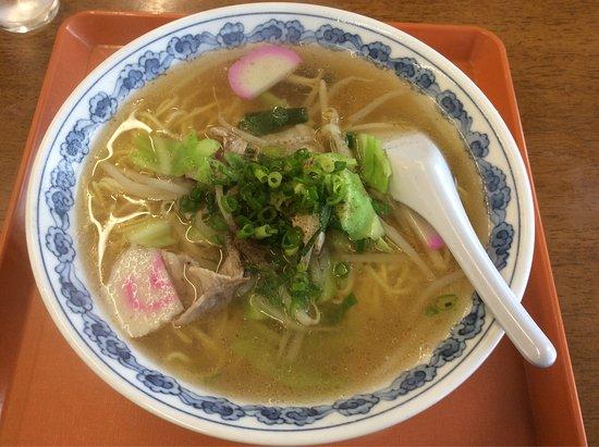 Iyo, Japan: もりみせ食堂