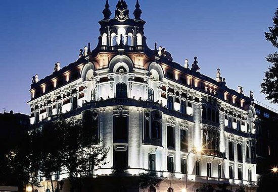 Image Gallery Madrid Hotels 5 Star