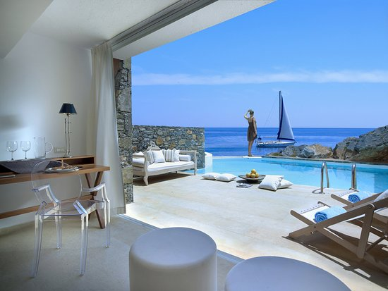 St. Nicolas Bay Resort Hotel & Villas : Suite Private Pool