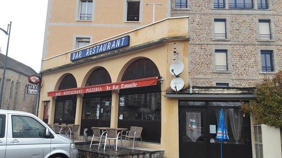 Restaurant Le Malzieu Ville