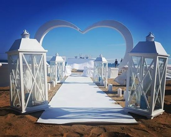 Matrimonio Spiaggia Lignano : Sabbiadoro beach bar restaurant lignano