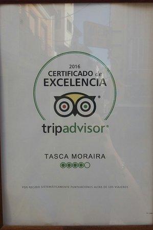 Tasca Moraira Photo