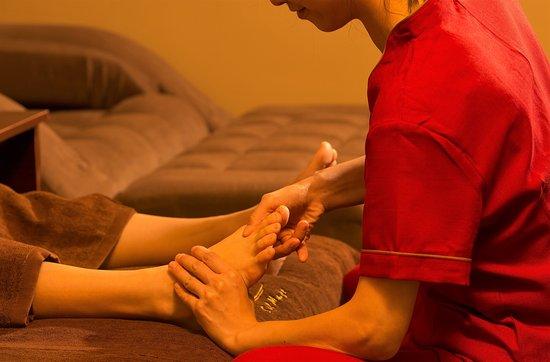 Soul Massage: 腳底按摩