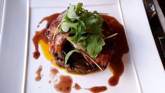 Restaurant Les Mazets des Roches: Tartar