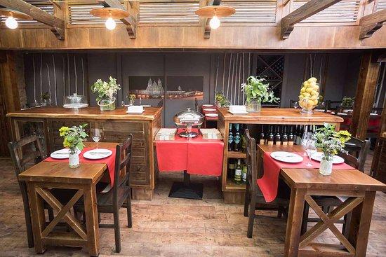 Restaurante restaurante o 39 42 en santiago de compostela con for Cocinas santiago de compostela