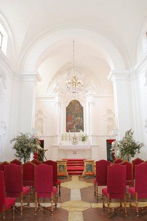 Pievescola, إيطاليا: Church