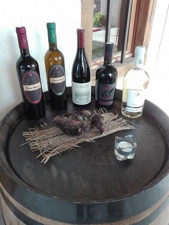 Roc, Kroatien: wines