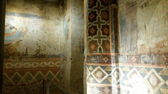 Duomo de Siena, de Santa María de la Asunción. Cripta