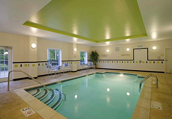 Hooksett, Нью-Гэмпшир: Indoor Pool
