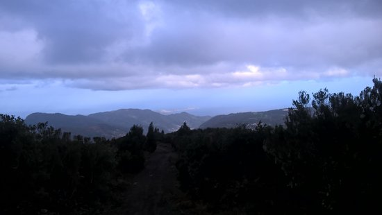 Quinta do Riacho: Madeira mountains