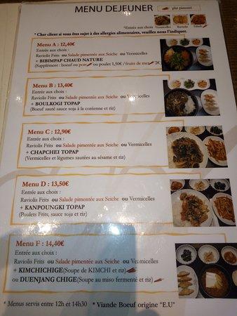 Restaurant Janchi Paris