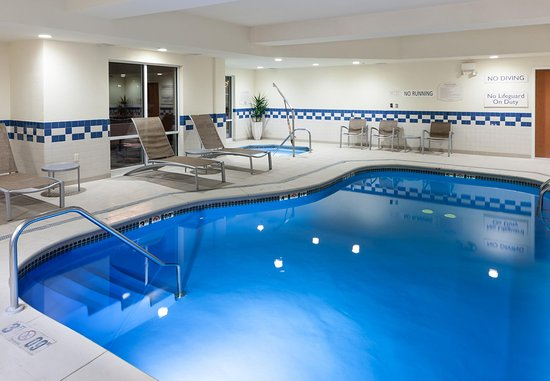 Ruston, LA: Indoor Heated Pool & Whirlpool