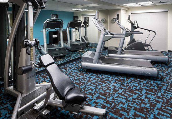 Ruston, LA: Fitness Center