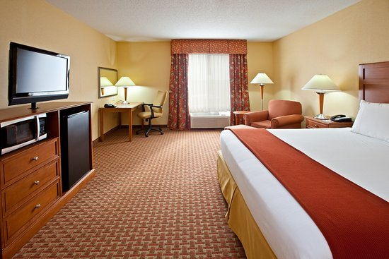 Holiday Inn Express Hotel & Suites Jasper: Single Bed Guest Room