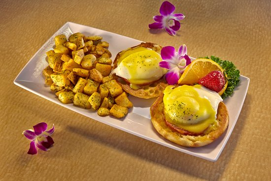 Holiday Inn Jacksonville E 295 Baymeadows: Eggs Benedict