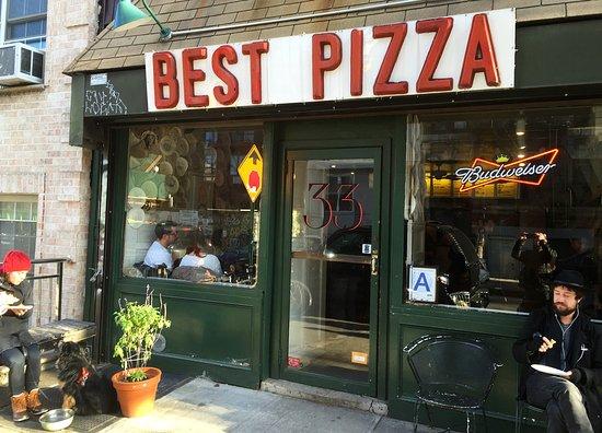 pizza restaurant name