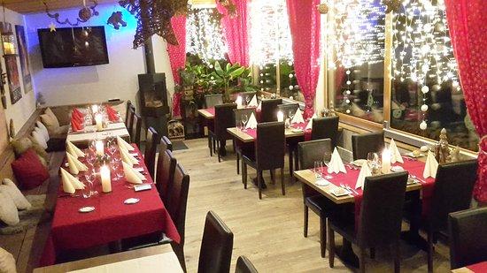 Restaurant Strandbad: Restaurant