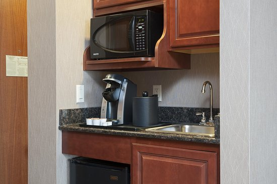 Hilton Garden Inn Columbus/Edinburgh: Kitchenette