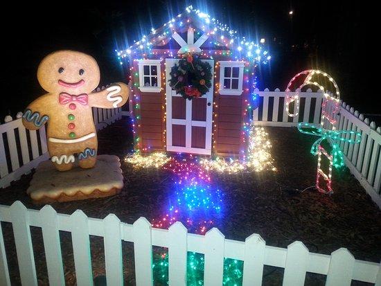 Fort Pierce, FL: ginger bread house