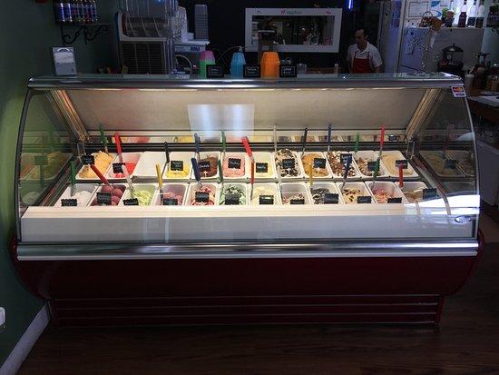 i dream of gelato: Case