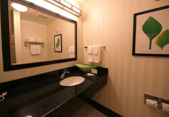 Cookeville, TN: Guest Bathroom Vanity