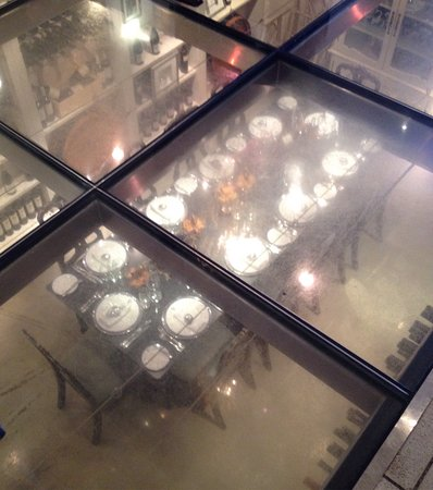 Going Underground - Private Dining at The Oyster Box, Umhlanga Rocks