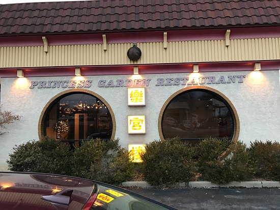 Princess Garden Restaurant: A great Chinese Restaurant in the same location for decades