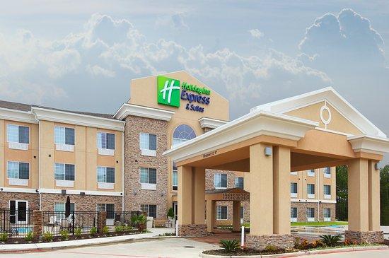 Carthage, Τέξας: Hotel Exterior