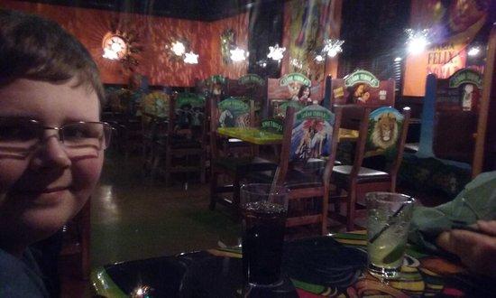 Germantown, Мэриленд: happy diner