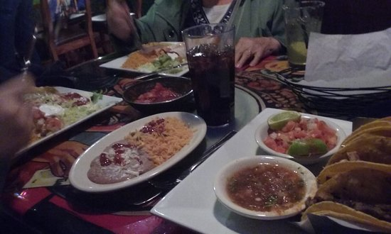 Germantown, MD: lighter mexican fare