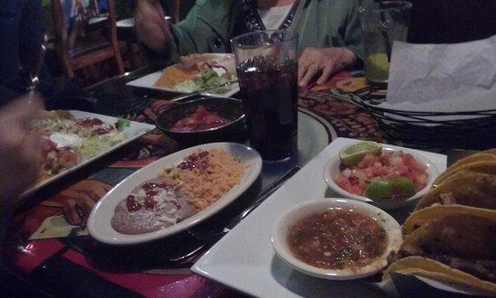 Germantown, Мэриленд: lighter mexican fare