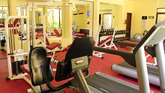 gym fitness picture of melia cozumel golf all inclusive cozumel tripadvisor. Black Bedroom Furniture Sets. Home Design Ideas