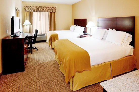 Guymon, Oklahoma: Guest Room