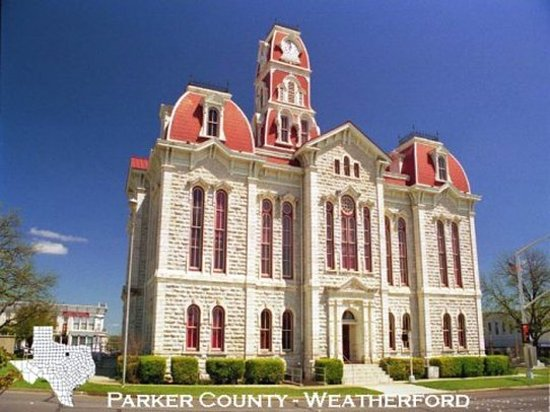 Holiday Inn Express Hotel & Suites Weatherford: Parker County Courthouse