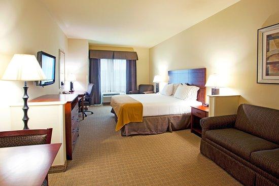 Holiday Inn Express Hotel & Suites Valdosta West - Mall Area : Holiday Inn Express and Suites of Valdosta, Georgia Guest Room