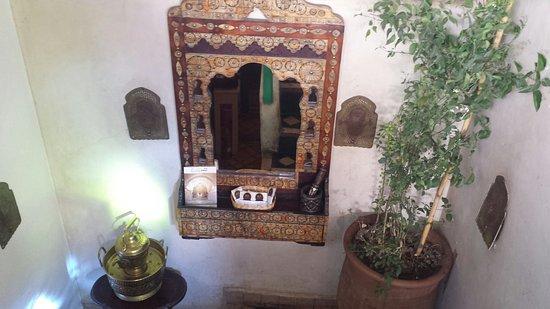 le beu miroir Bilde av La Porte de Marrakech i Tripadvisor