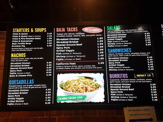 Mineral Wells, TX: Tacos LOCOS!