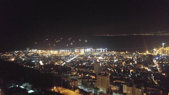 Dan Panorama Haifa: The view from th 11th floor